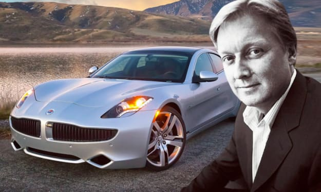 Things You Didn't Know About Fisker