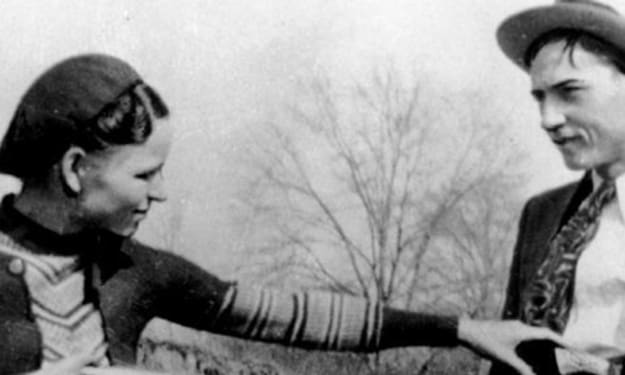 The Marriage of Bonnie Parker