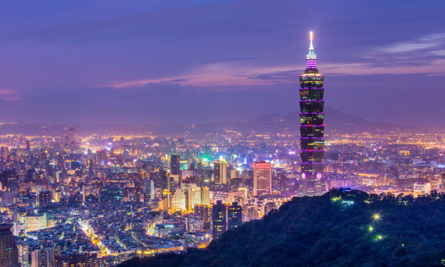 As a Taiwanese