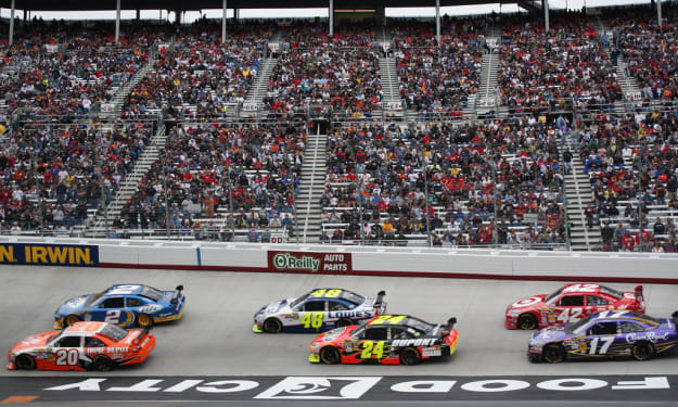 Where Is NASCAR Going Wrong?