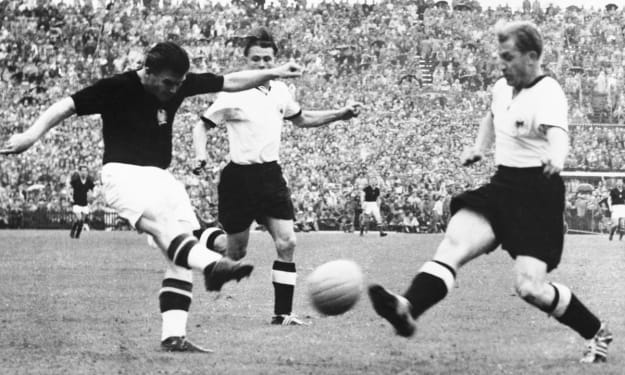 Greatest Comebacks in World Cup History