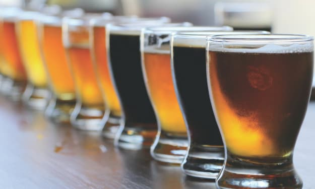 The Last Few Beers