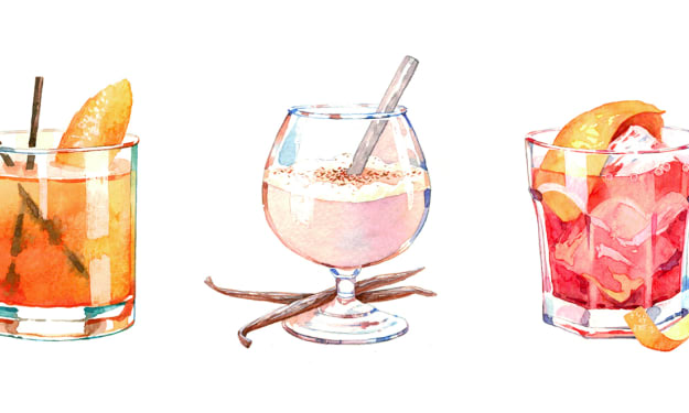 The Best Mixologists in the World