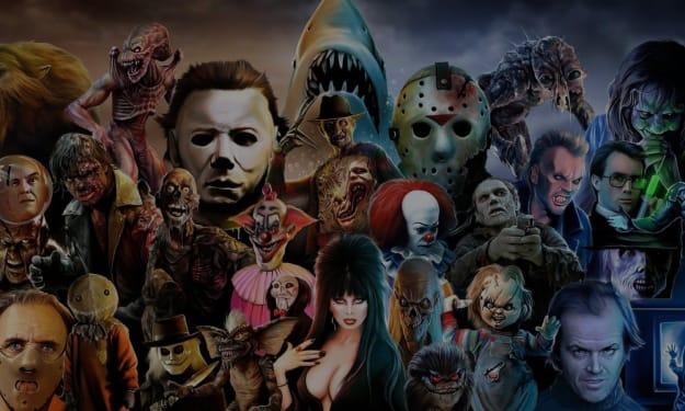 Top 5 Modern Horror Films
