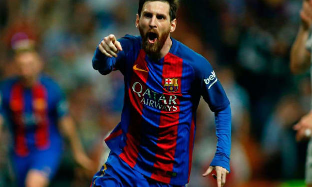 Lionel Messi: The World's Greatest Soccer Player