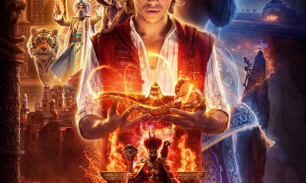 My Viewing This Stevening... 'Aladdin' Remake