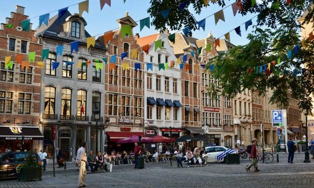 72 Hours in Belgium