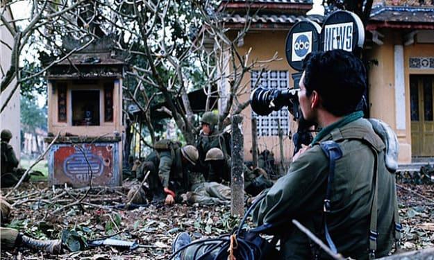 The Media in the Vietnam War