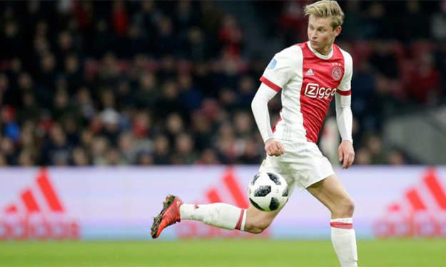 Frenkie de Jong, a Future Star in the Making
