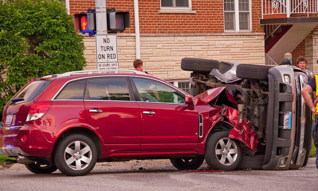 Ride at Your Own Risk: Uber and Lyft Accidents Increase in Major Cities Across the US