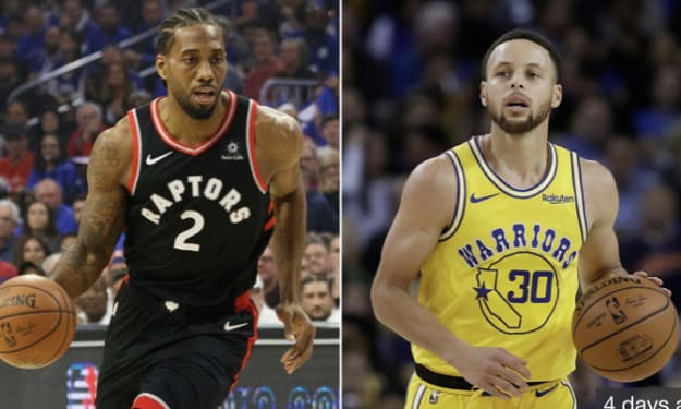 The Golden State Warriors' Strength in Numbers Pushes the Warriors Past Toronto in Game 2