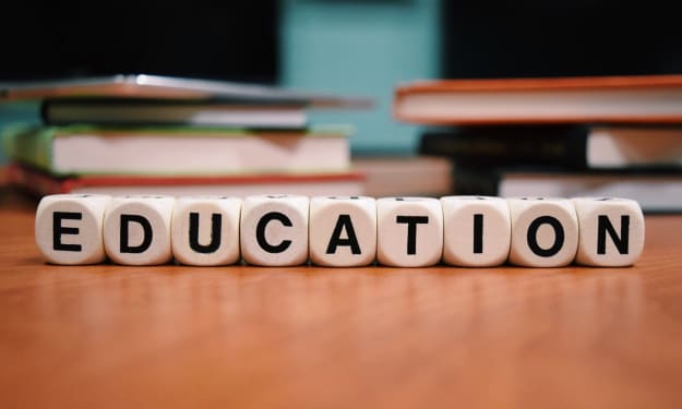Why I Am an Education Pusher
