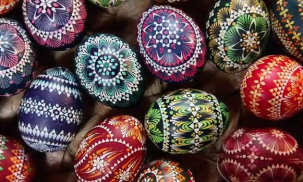 The Ostara (Easter) Feast
