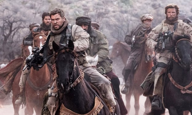 Movie Review: '12 Strong'