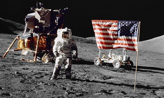 Is the Moon Landing Extra Terrestrial Misdirection?