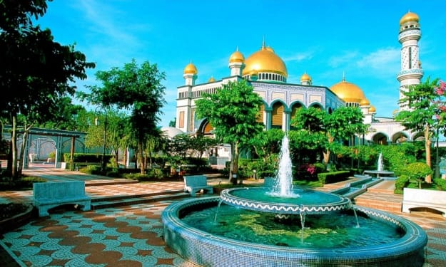 So, What Makes Brunei Unique and Wealthy?