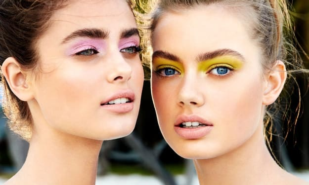 Hottest Makeup Trends of the 2000s That Are Coming Back