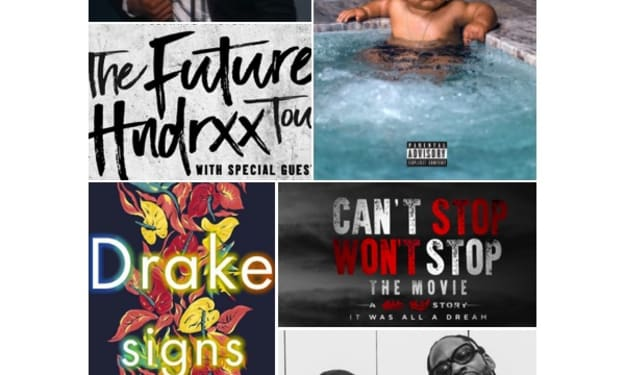 #OverloadMondays: New Releases from DJ Khaled, the OVO Clan, Diddy and more.