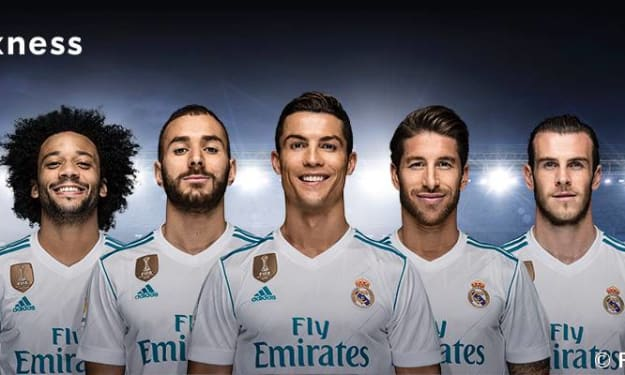Real Madrid and Recent Success