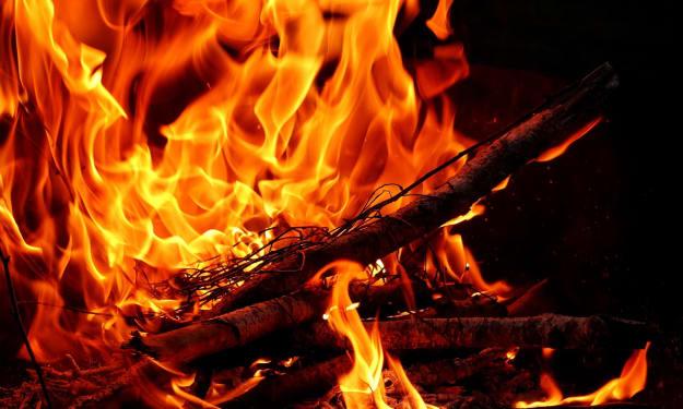 Bonfire of the Rebels