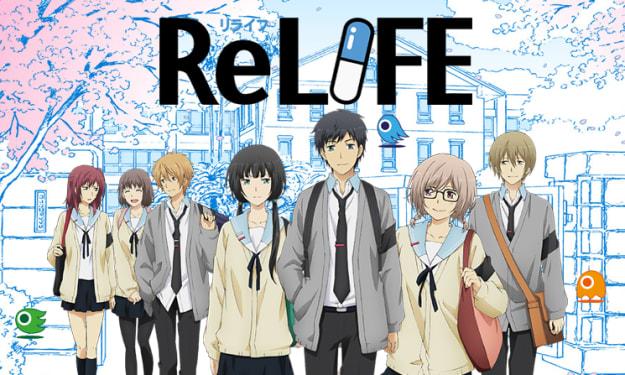 Watching—'ReLIFE'