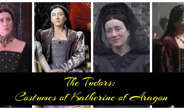 'The Tudors' Costumes Part 1