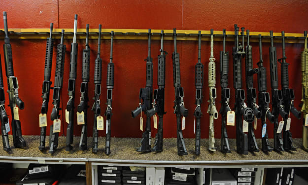 The Real Problem Behind Gun Control Debates