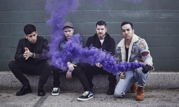 Fall Out for a Fall Out Boy