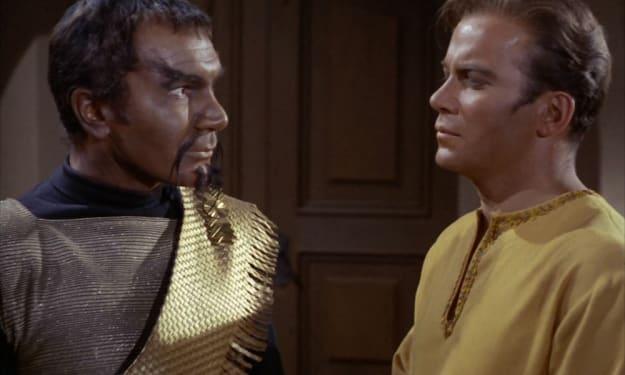 Rewatching... Star Trek: Errand Of Mercy