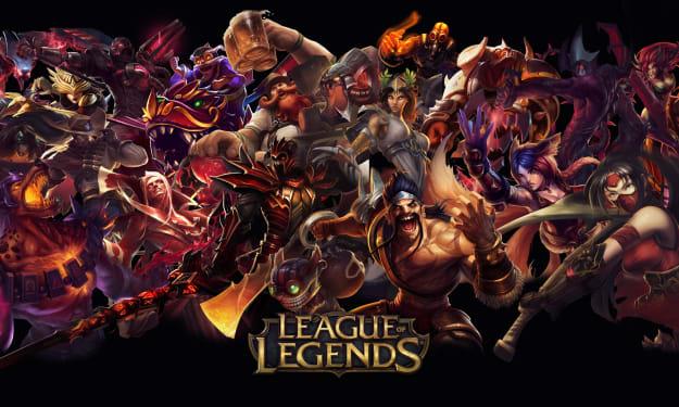 'League of Legends' S9