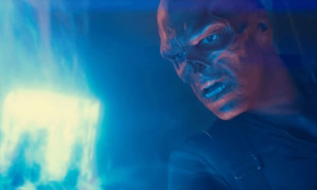 Avengers: Infinity War Part 1: Could the Red Skull be Released From the Tesseract?