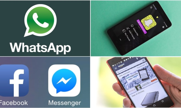 5 Apps Eating Your Phone's Battery
