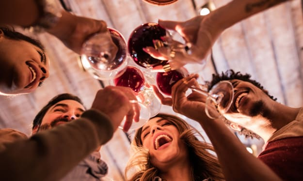 10 Signs You're a Lightweight