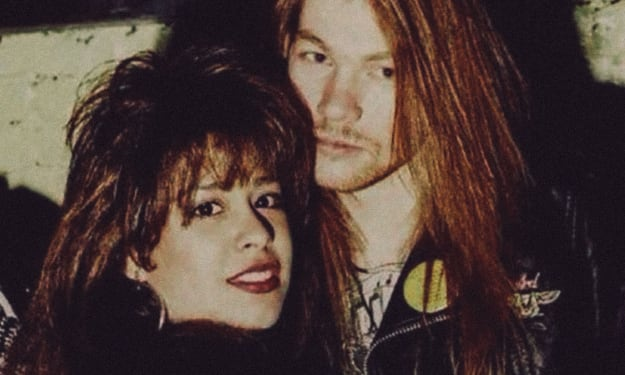 Sheila Kennedy's 'No One's Pet' Excerpt: Axl Rose in the Hotel Room