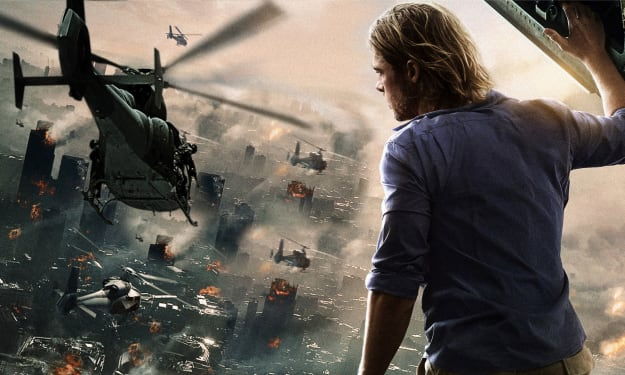 A Director With 'Bite': Why David Fincher Is The One To Save 'World War Z 2' From The Apocalypse!