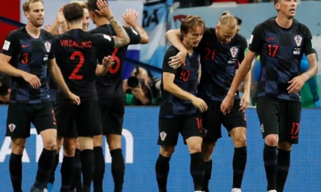 Croatia's Magical Run Ends In the Final