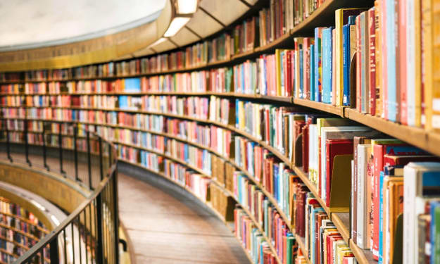 The Wonderful World of Libraries