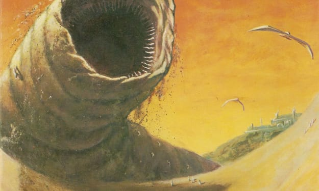 Sci-Fi Movies Influenced by 'Dune'