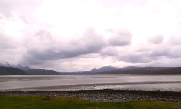 My Road Trip Around Scotland