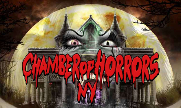 A Christmas Haunting at the Chamber of Horrors NY