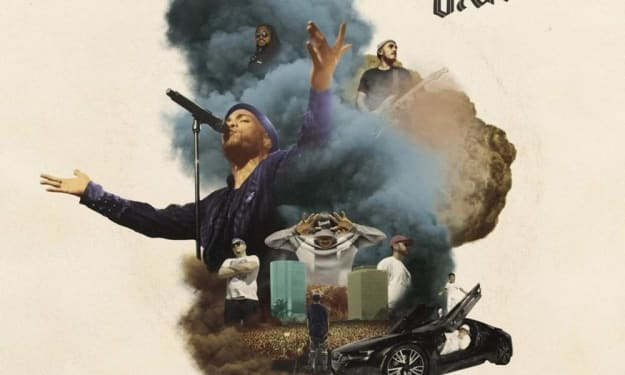 A Gushing Review of Anderson .Paak's 'Oxnard'
