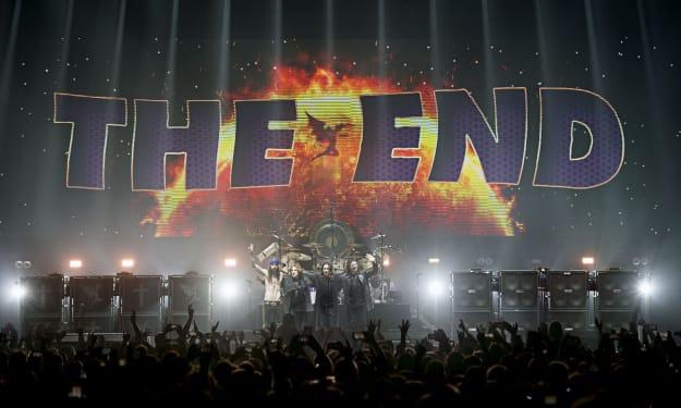 "Black Sabbath: ""The End"" Live"