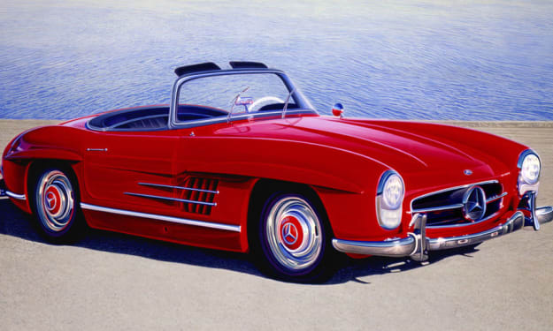 Most Beautiful Classic Muscle Cars in History