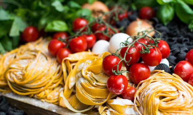 Food Survival: Pasta