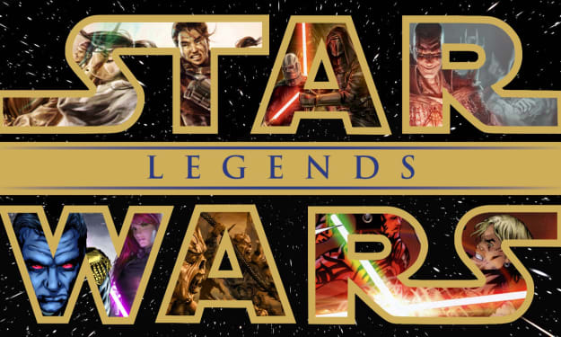 Star Wars Legends Stories or Concepts Fans Want to See in a Movie or Trilogy