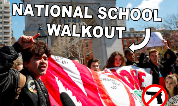 My Experience in the National School Walkout