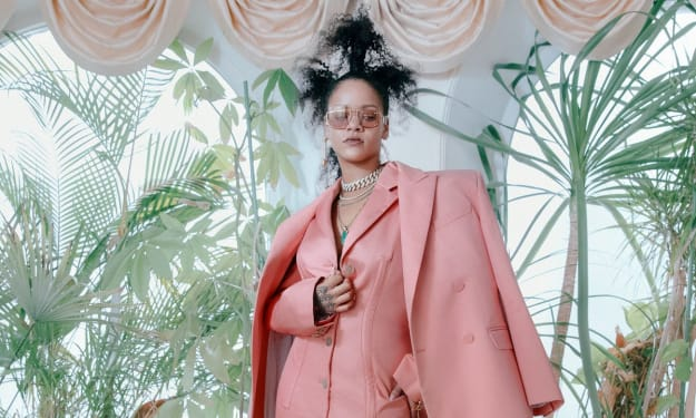 """""""I Love Being Black""""; Rihanna on Fenty First-Look and Fashion as a Woman of Color"""