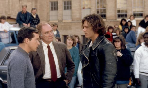 Classic Movie Review: Three O'Clock High
