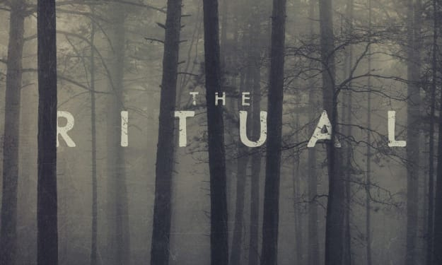 Common Man's View: 'The Ritual'