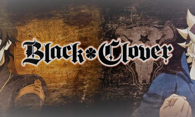Anime Review: 'Black Clover'